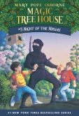 Book Cover Image. Title: Night of the Ninjas (Magic Tree House Series #5), Author: Mary Pope Osborne