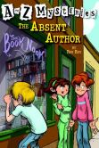 Book Cover Image. Title: The Absent Author (A to Z Mysteries Series #1), Author: Ron Roy