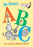 Book Cover Image. Title: Dr. Seuss's ABC:  An Amazing Alphabet Book, Author: Dr. Seuss