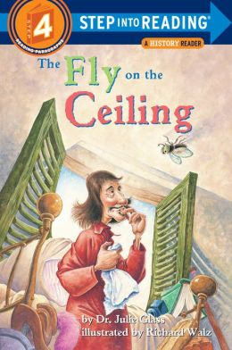 The Fly on the Ceiling: A Math Reader (Step into Reading Book Series: A Step 4 Book)