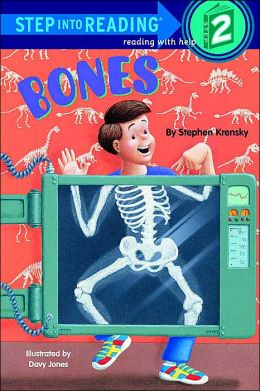 Bones: (Step into Reading Books Series: A Step 2 Book)