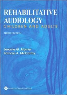Rehabilitative Audiology