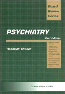 Brs Psychiatry 2nd Ed