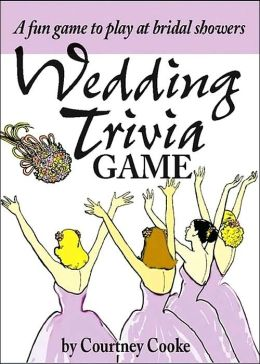 Wedding Trivia: A Fun Game to Play at Bridal Showers