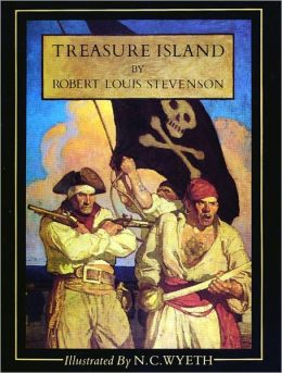 Treasure Island (Scribner Illustrated Classics)