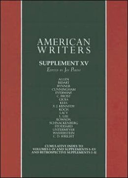 American Writers Supplement