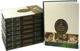 New Dictionary of Scientific Biography (8 Volume Set)