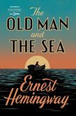 Book Cover Image. Title: The Old Man and the Sea, Author: Ernest Hemingway