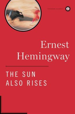 hemingway the sun also rises thesis Ernest hemingway's the sun also rises (1926) portrays sadness, lost love and devastation the book based on hemingway's friends this did not go well with many of.