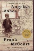 Book Cover Image. Title: Angela's Ashes:  A Memoir, Author: Frank McCourt