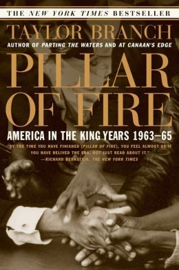 Pillar of Fire: America in the King Years, 1963-1965