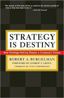 Strategy Is Destiny: How Strategy-Making Shapes a Company's Future