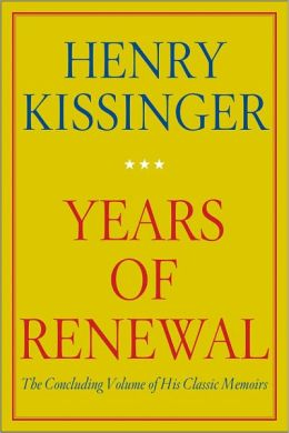 Years of Renewal