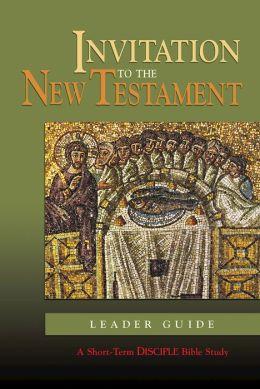 Invitation to the New Testament, Leader's Guide