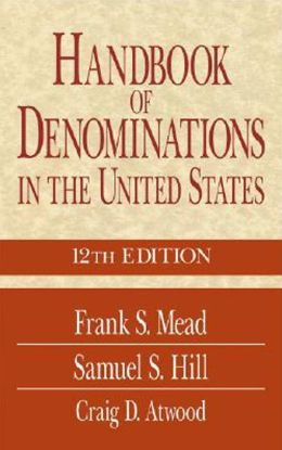 Handbook of Denominations in America