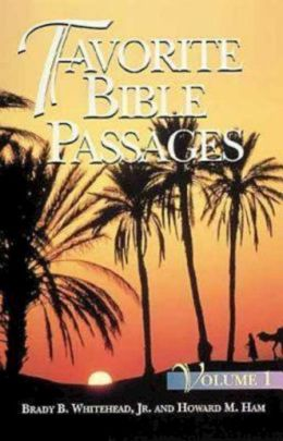 Favorite Bible Passages