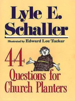 44 Questions for Church Planters