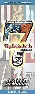 7 Things Christians Don't Do Student