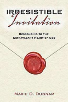 Irresistible Invitation 40 Day Reading Book: Responding to the Extravagant Heart of God