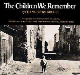 Children We Remember