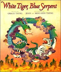 White Tiger, Blue Serpent