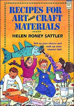 Recipes for Art and Craft Materials