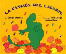 La Cancion Del Lagarto