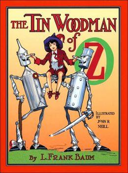 The Tin Woodman of Oz (Oz Series #12)