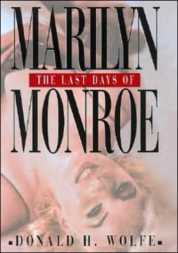 Last Days of Marilyn Monroe
