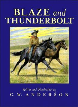 Blaze and Thunderbolt: Billy and Blaze Head West