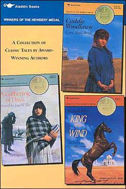 Winners of the Newbery Medal: A Collection of Classic Tales by Award-Winning Authors: A Gathering of Days, Caddie Woodlawn, King of the Wind