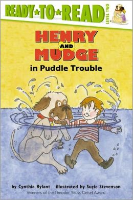 Henry and Mudge in Puddle Trouble (Henry and Mudge Series #2)