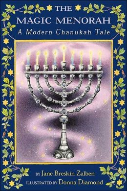 Magic Menorah: A Modern Chanukah Tale