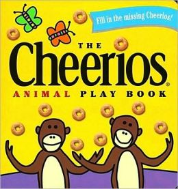 Cheerios Animal Play Book