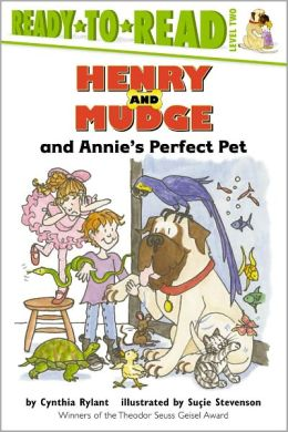 Henry and Mudge and Annie's Perfect Pet (Henry and Mudge Series #20)
