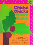 Book Cover Image. Title: Chicka Chicka Boom Boom, Author: Bill Martin Jr.