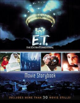 The Extra-Terrestrial Movie Storybook
