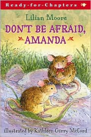 Don't Be Afraid, Amanda