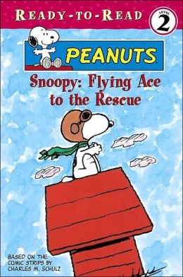 Snoopy, Flying Ace to the Rescue!