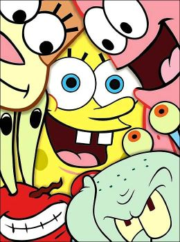 The Greetings from Bikini Bottom
