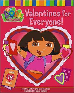Valentines for Everyone (Dora the Explorer Series)