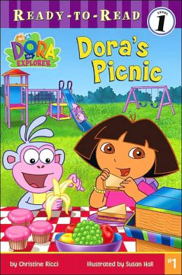 Dora's Picnic (Dora the Explorer Ready-to-Read Series #1)