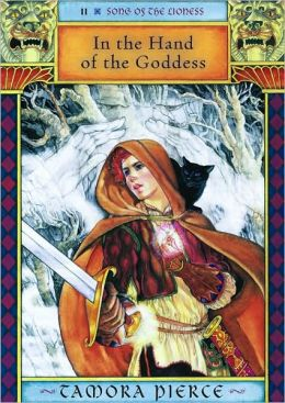 In the Hand of the Goddess (Song of the Lionness Series #2)