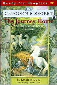 Journey Home (Unicorn's Secret Series)