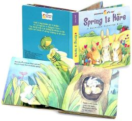 Spring Is Here!: A Barnyard Counting Book