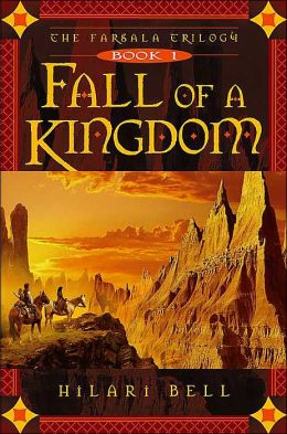 Fall of a Kingdom (Farsala Trilogy Series #1)