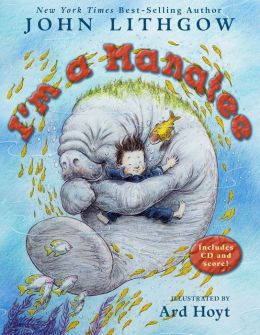 I'm a Manatee (Book and CD)