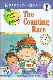 The Counting Race (Robin Hill School Ready-to-Read Series)