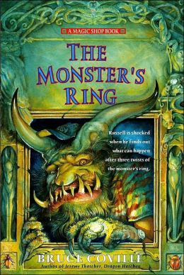 The Monster's Ring (Magic Shop Series)