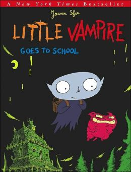 Little Vampire Goes to School